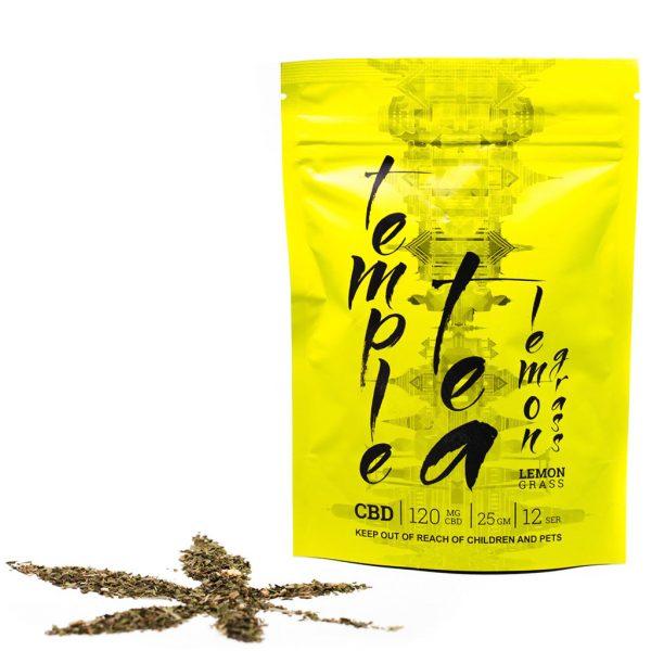 Lemon Grass CBD Temple Tea – MOTA